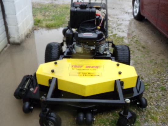 2019 Turf Dek GXV 530 Turf Beast Lawn Mower