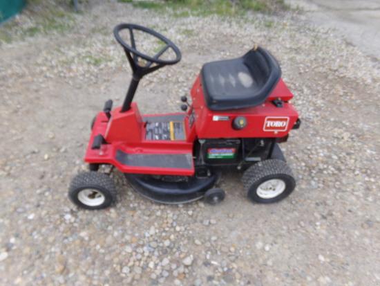 Toro Rding Mower 8-25