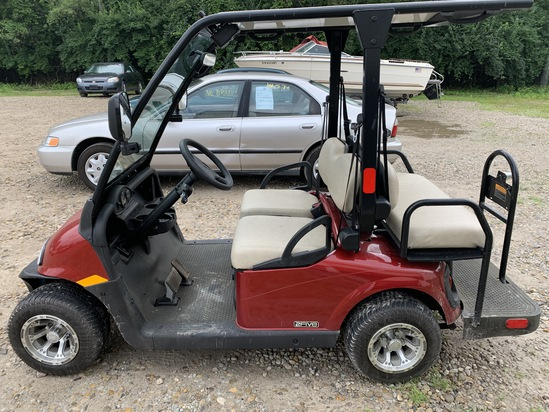 2013 EZ-Go 2 Five 4 Pass Golf Cart