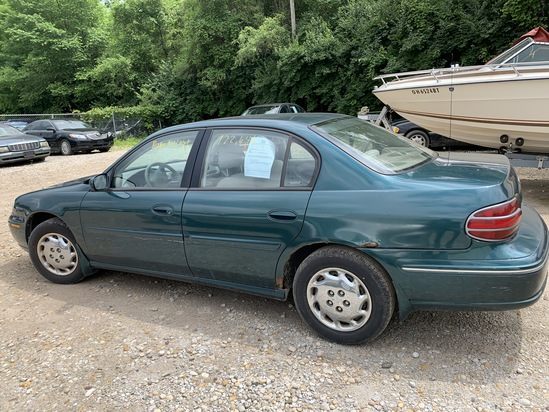 1998 Oldsmobile Cutlass