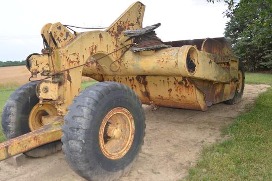Caterpillar No. 60 Scraper 1D