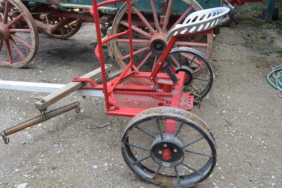 Horse Drawn Four Cart