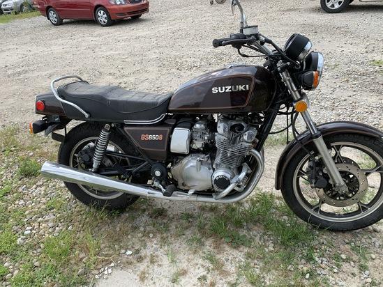 1981 Suzuki GS850G
