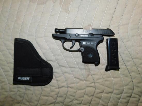 Barrett Street Firearms & Danish Teak