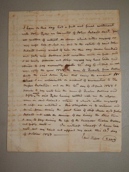 Antique Documents