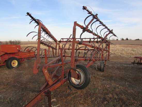 32ft IHC Field Cultivator –
