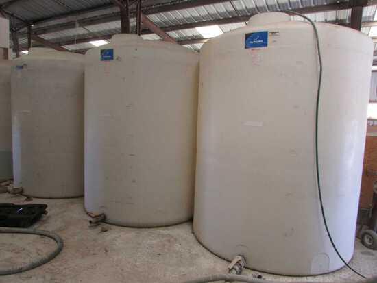 3,000 Gal Fertilizer Storage Tank