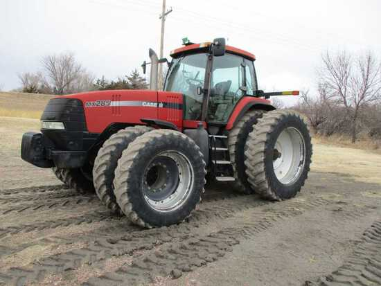 2006 Case IH MX285 SN# JAZ139568, 4232 Engine Hours, Dual Front Tires 380/8