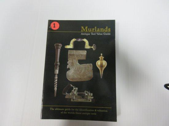 Murland's Antique Tool Guide