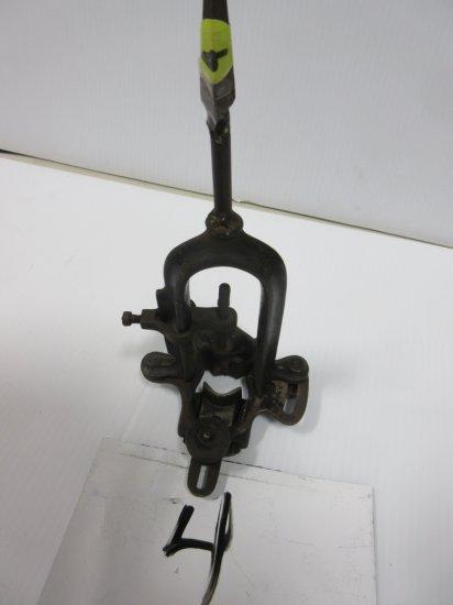 Stearn's adj hollow auger