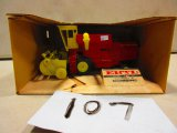 ERTL SPERRY RAND NEW HOLLAND # 750 COMBINE 1/16 SCALE RARE 1050S TOY NEW IN BOX VERY FEW MADE HARD T