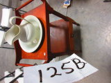 NICE SMALLER WASH STAND WITH PITCHER BOWL & 1 DRAWER