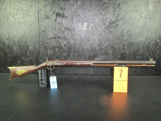 J.O Robson Buffalo Side Hammer Half Stock .45 Cal. - Modern (1970's?)