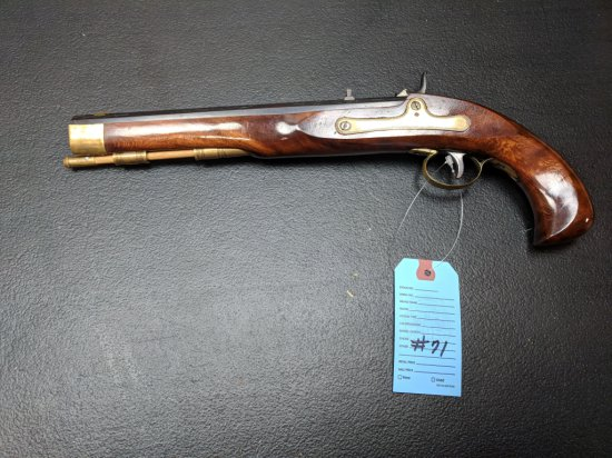 Spain .45 Cal. Muzzleloader Handgun