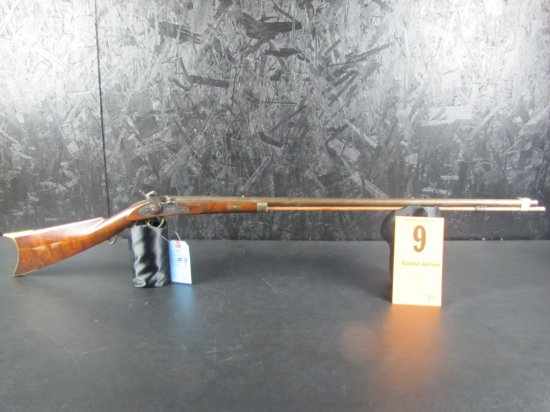 Unknown .54 Cal. Musket Smooth Bore - Lock, L. Leppelman Freemont, OH Late 1850's