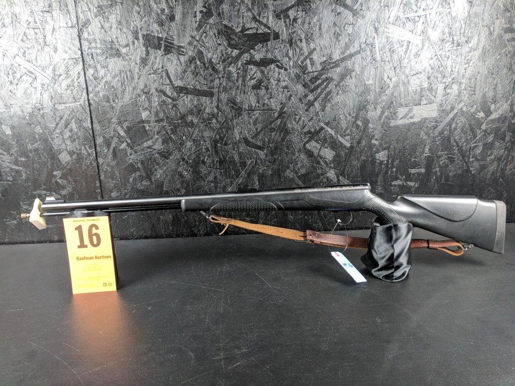 CVA .50 Cal. Buckhorn Muzzleloader - Modern