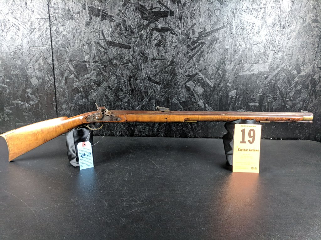Unknown .45 Cal. Muzzleloader - Full Stock