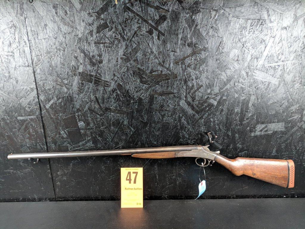 Victor - 12 Gauge - Single Shot