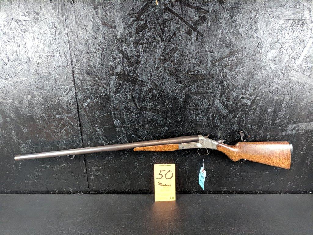 Stevens Model Nitro Special - 12 Gauge Single Shot