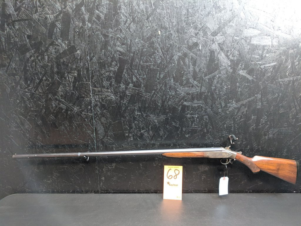 Genuine Armory Model Long Tom - 12 Gauge Single Shot