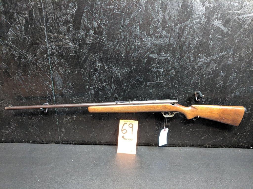 Springfield Model 48C - .22 Cal. - No Magazine