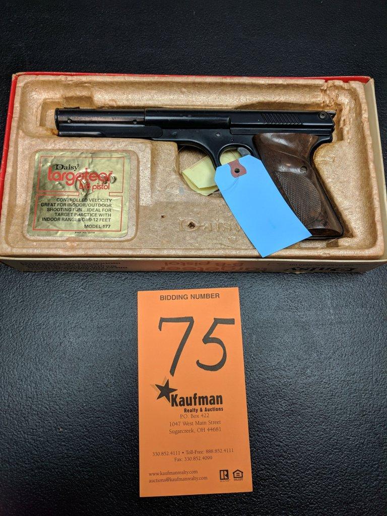 Daisy Model 177 Targeter BB Pistol