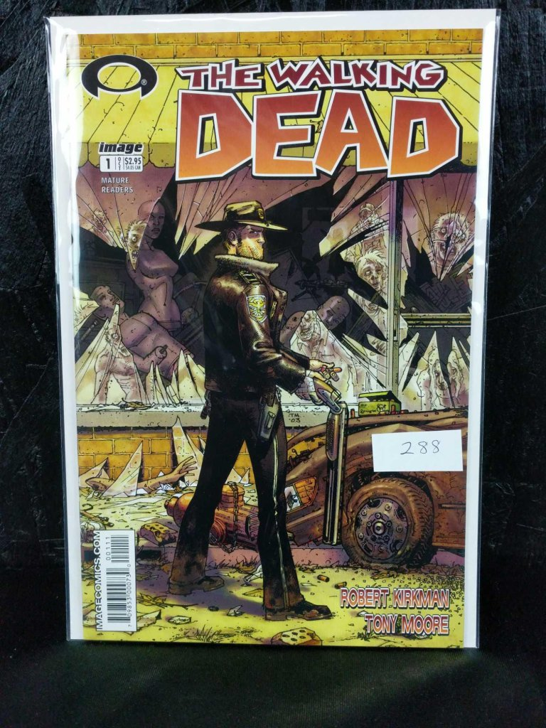 The Walking Dead Issue 1