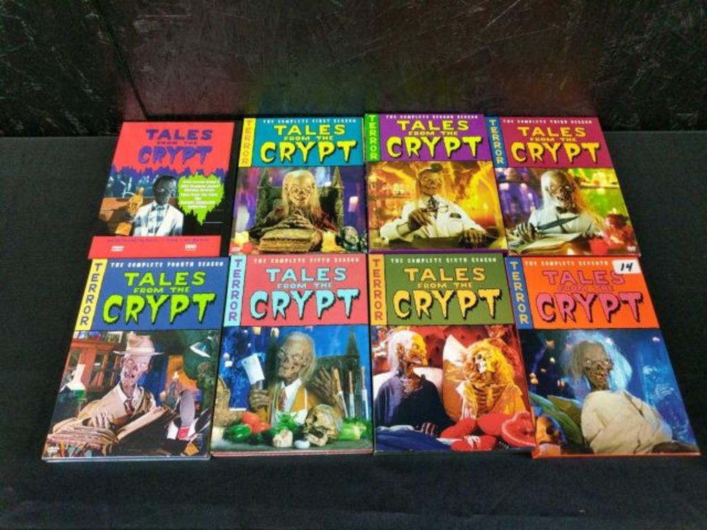 Tales From The Crypt Seasons 1 7 And Tales From The Crypt Movie