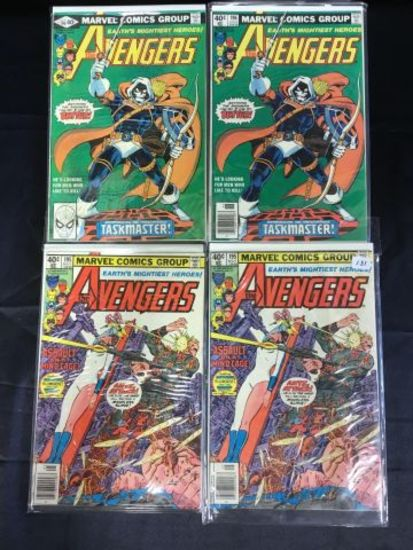 4 avengers earths mightiest heroes comic books