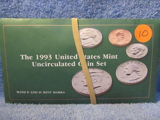 2-1993 MINT SETS