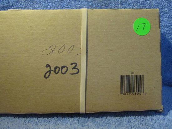 2003,05, MINT SETS