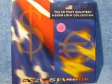 2002 50 STATE QUARTERS & EURO SET IN HOLDER