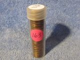 ROLL OF 1959 LINCOLN CENTS BU RED