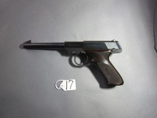 Hi-standard M-101 22 cal pistol