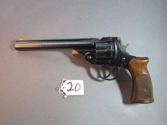 H&R 22 special 9 shot revolver