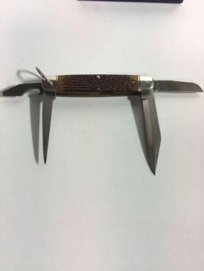 Remington Camp Bullet Knife