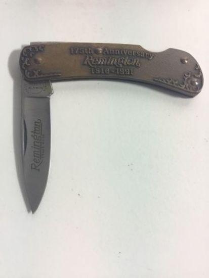 175th Anniversary Remington Knife