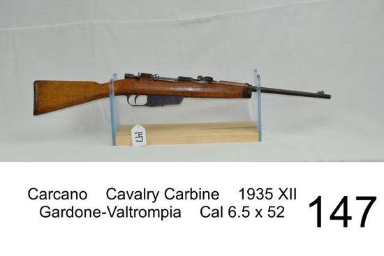 Carcano Cavalry Carbine     Auctions Online   Proxibid