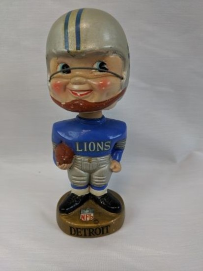 Detroit Lions 1967 nodder