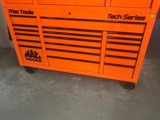 Mac Tools Pro Series 1080 series Bottom Box on Casters