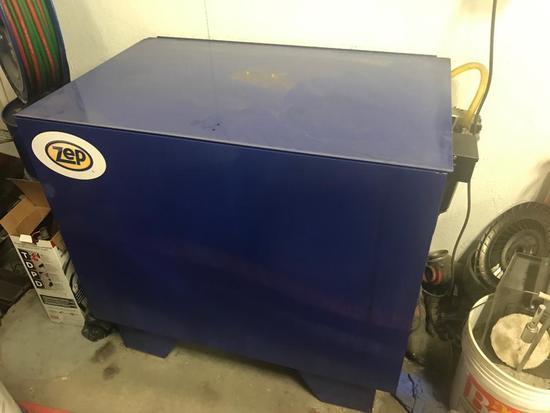 Zep Dyna Parts Washer