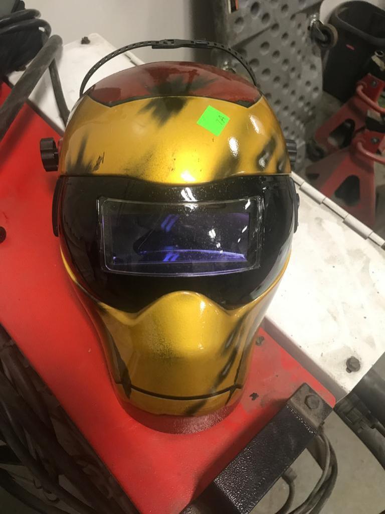 Snap-On Welding Helmet