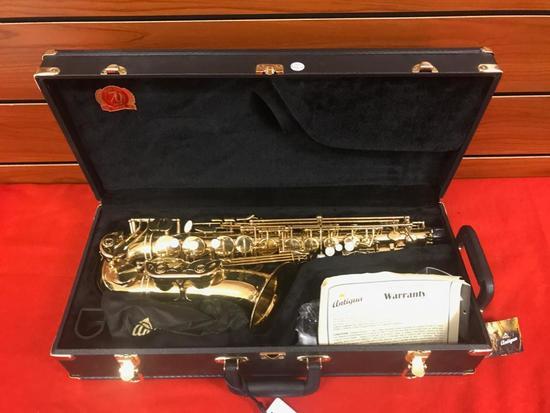 Antiqua Powerbell Stepup Alto Saxophone Model AS4240LQ