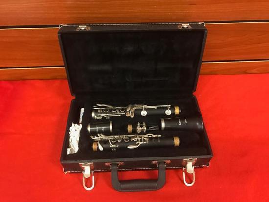 Leblanc Vito Clarinet, with case, ready to use