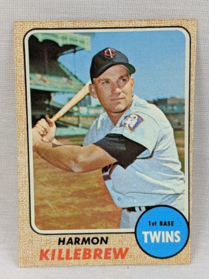 1968 Topps Harmon Killebrew #220