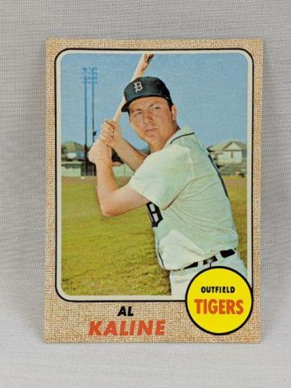 1968 Topps Al Kaline #240