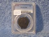 1799 LARGE CENT VERY RARE PCGS G6 FULL DATE