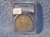 1903 MORGAN DOLLAR PCGS MS65 WHITE