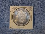 1878CC MORGAN DOLLAR BU