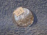 2002 SILVER EAGLE BU